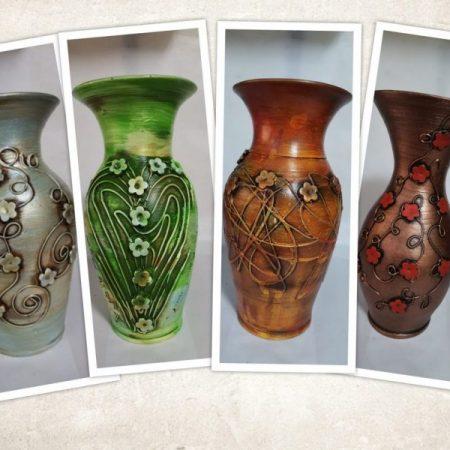 Vaza ceramica 31 cm