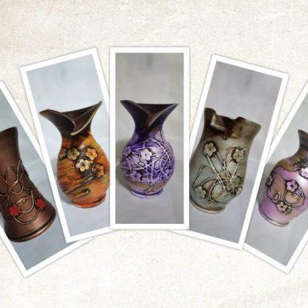 Vaza ceramica 20 cm