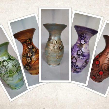 Vaza ceramica 26 cm
