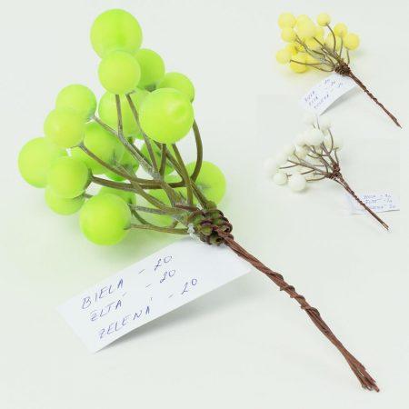 Buchet bilute decorative 6 cm