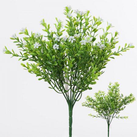 Verdeata cu floricele albe 27 cm