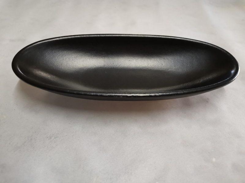 Bol negru pentru aranjamente 26 cm