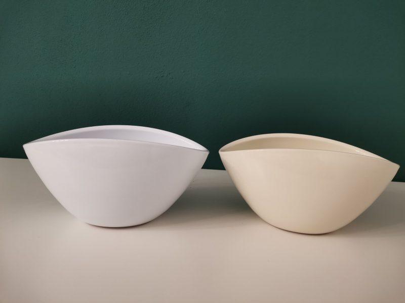 Vase ceramice cu forma asimetrica 2