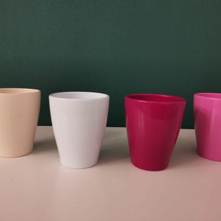 Vase ceramice 14 cm x 12 cm