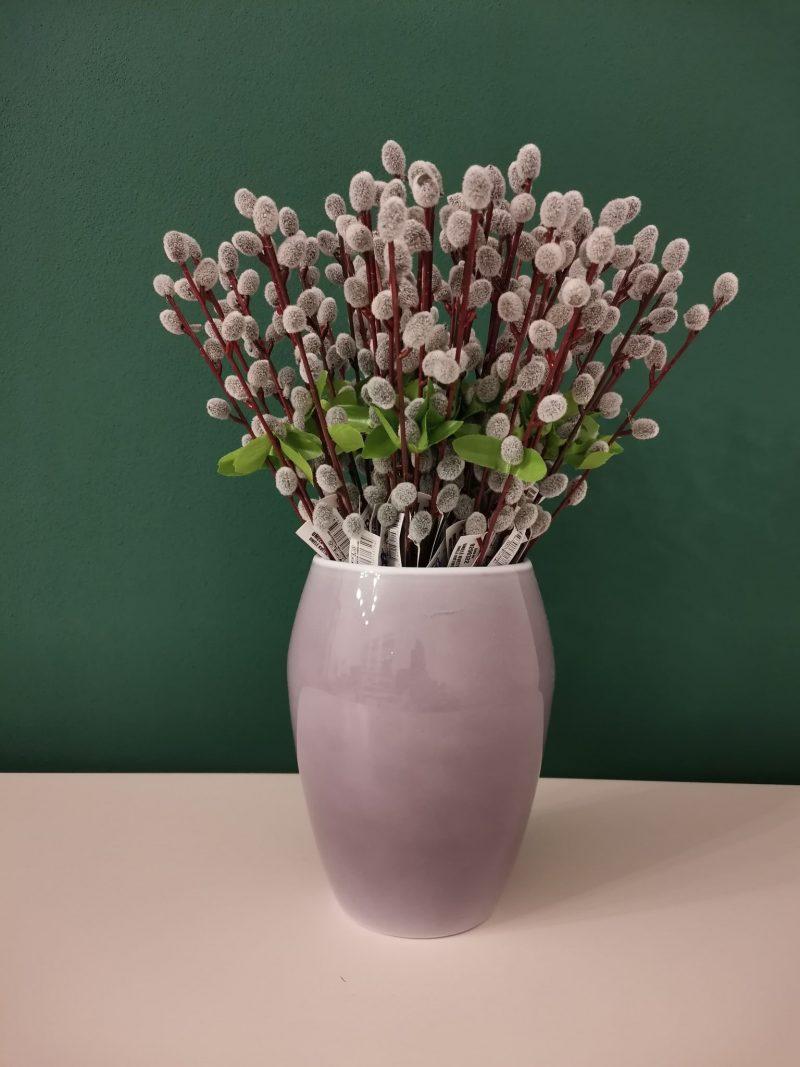 Vaza ceramica 20 cm -