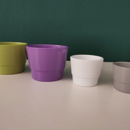 Vase ceramice pentru prymula 1buc