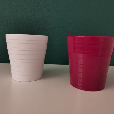 Vase ceramice 14 cm x 13 cm