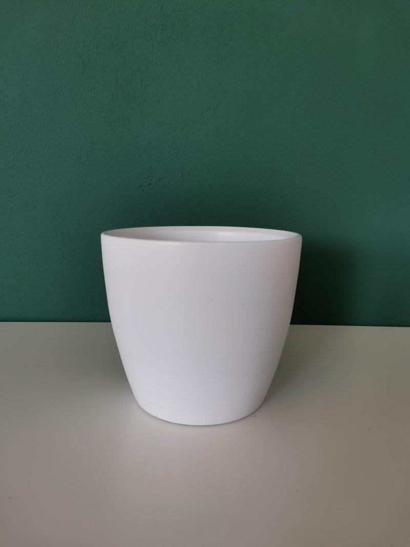 Vase ceramice cu perete ingrosat 15 cm -