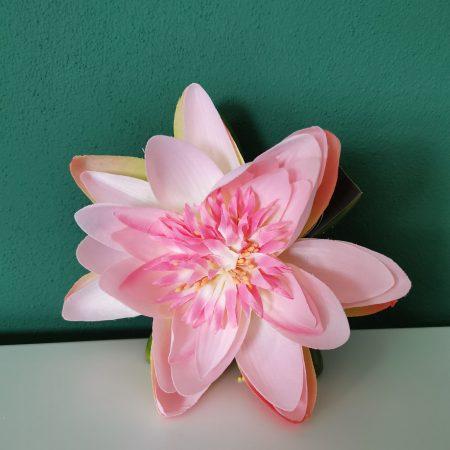Floare de nufar 8 cm