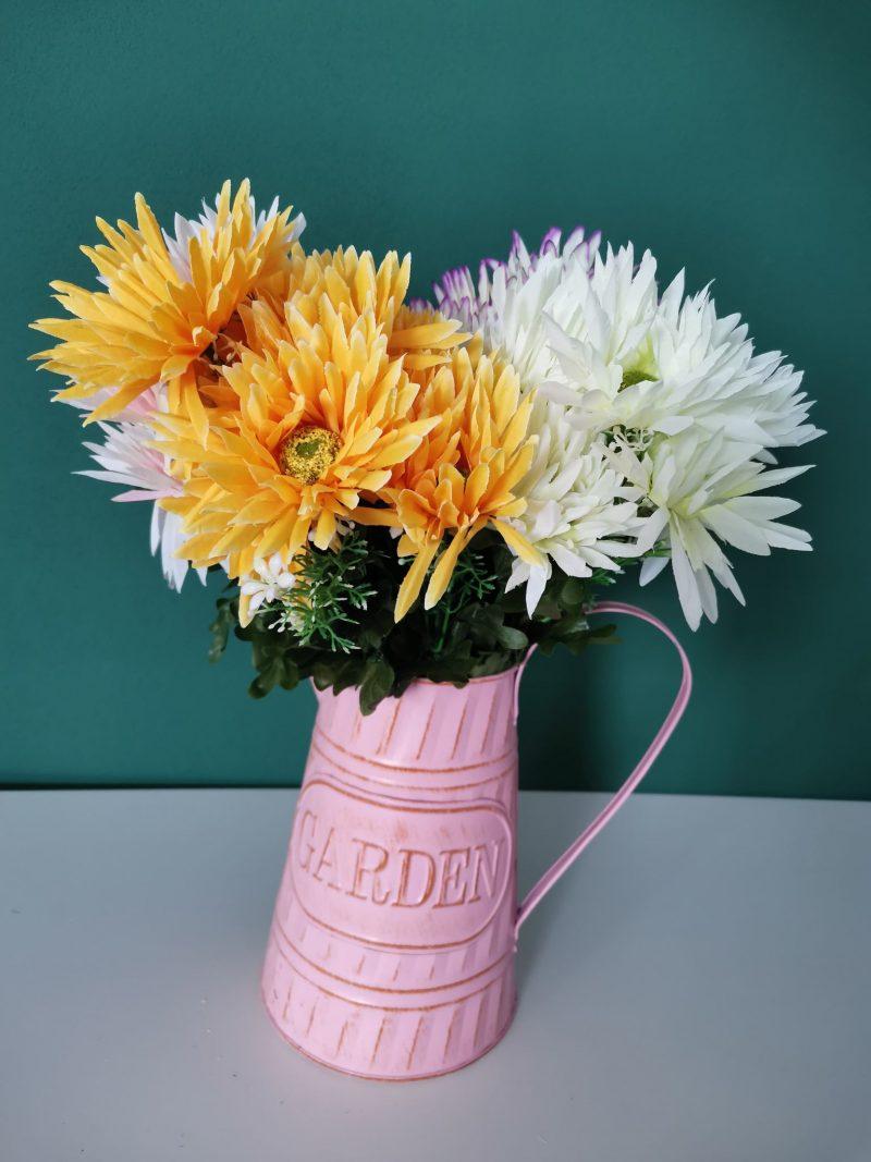 Buchet de crizanteme 45 cm -