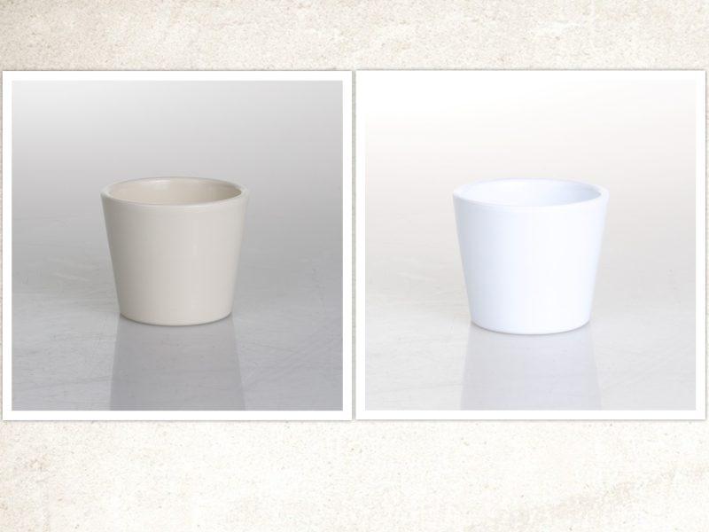 Vas ceramica 10 cm