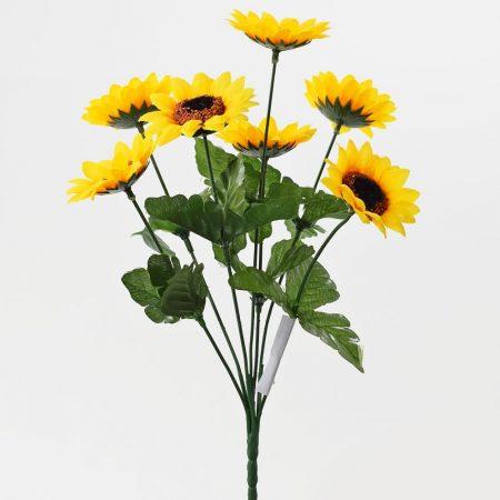 Buchet de floarea soarelui 33 cm