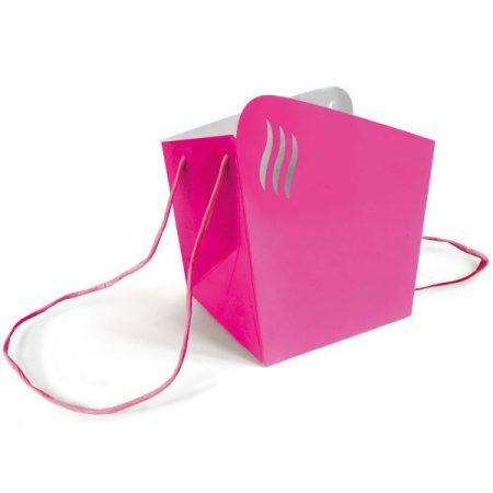 Cutie carton pentru ghiveci 15 cm