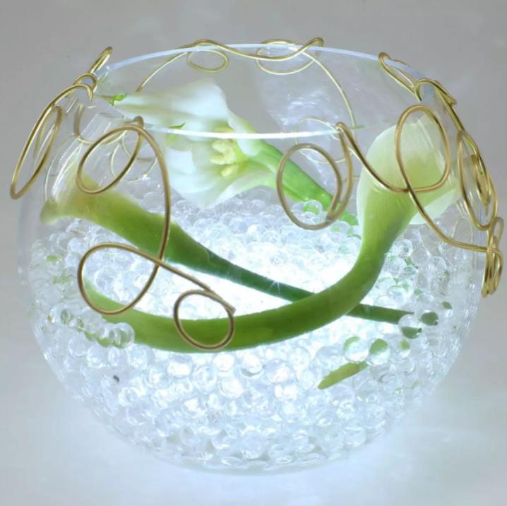 Vaza luminoasa 30 cm