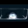 Vaza luminoasa dreptunghiulara 28.5 cm