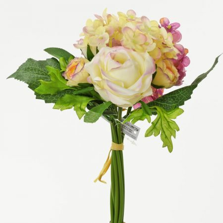Buchet mix de flori 29cm