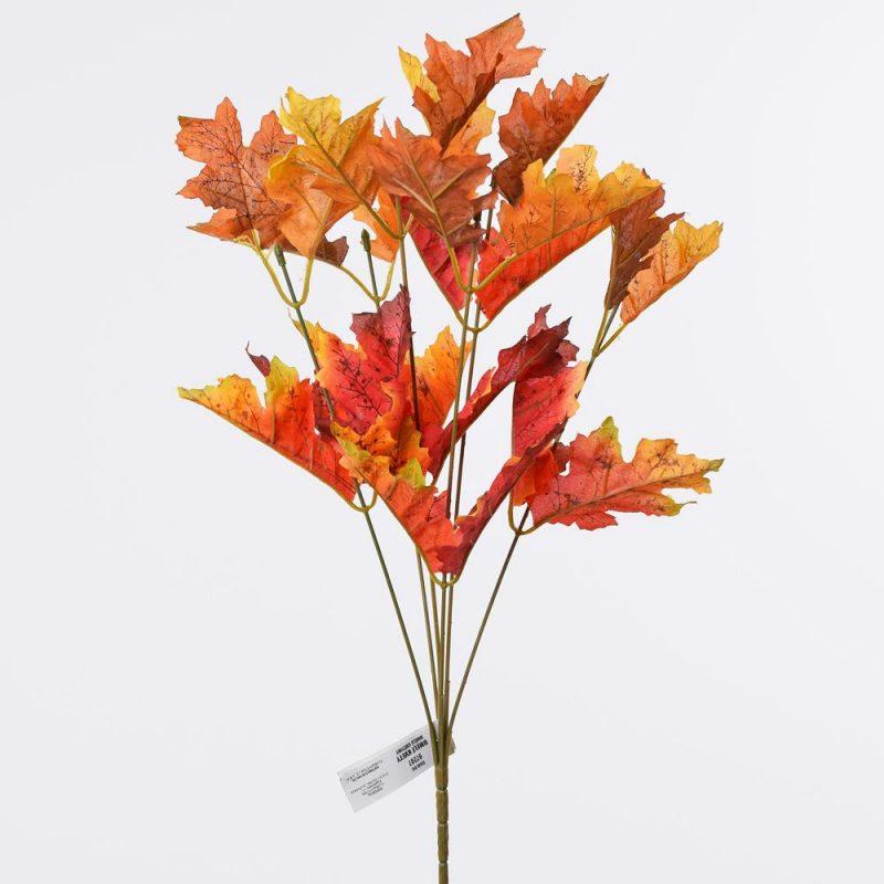 Buchet frunze stejar 45 cm -