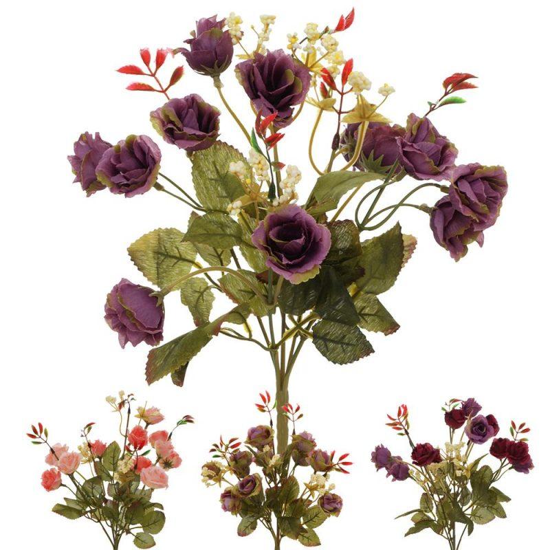 Buchet de trandafiri 30 cm