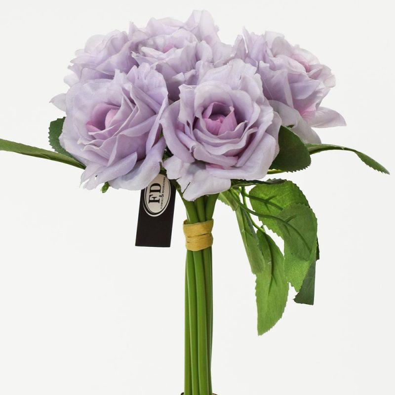 Buchet trandafiri 24 cm
