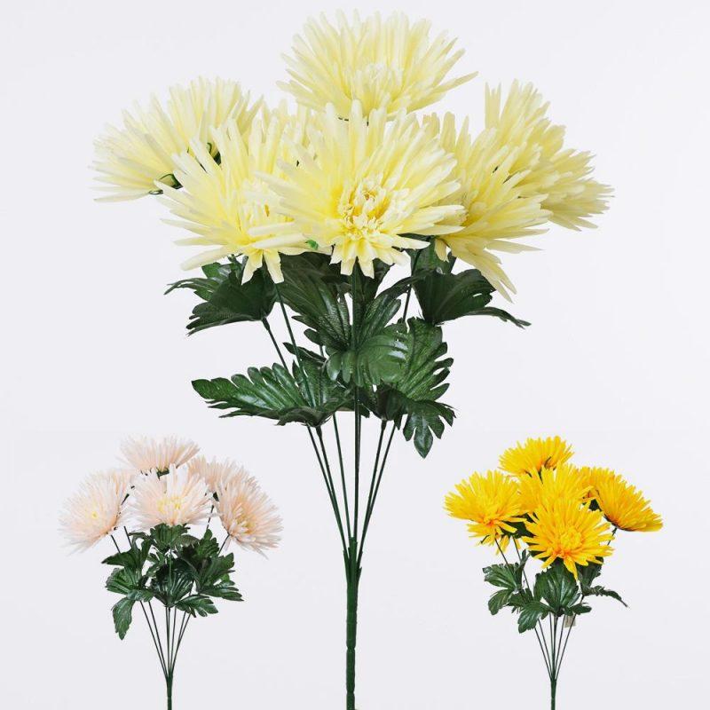 Buchet de crizanteme 4