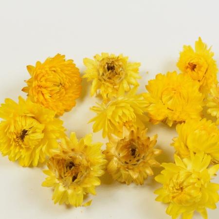 Capete flori de paie 65 gr