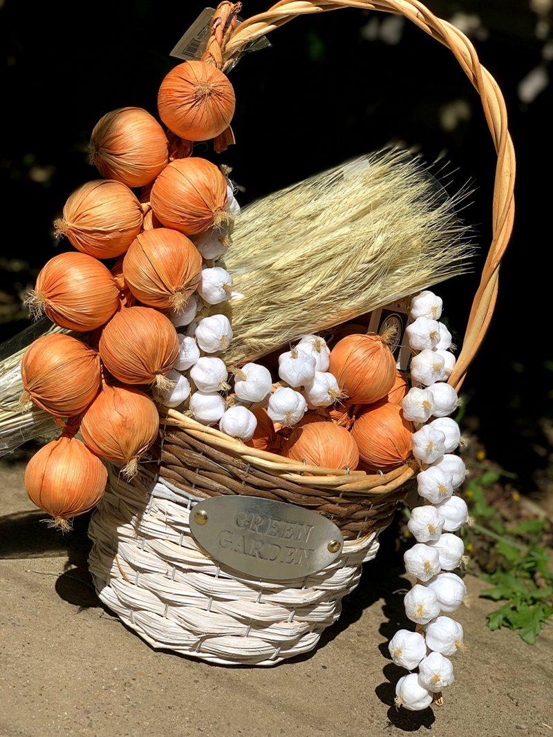 Ceapa decorativa 34 cm -