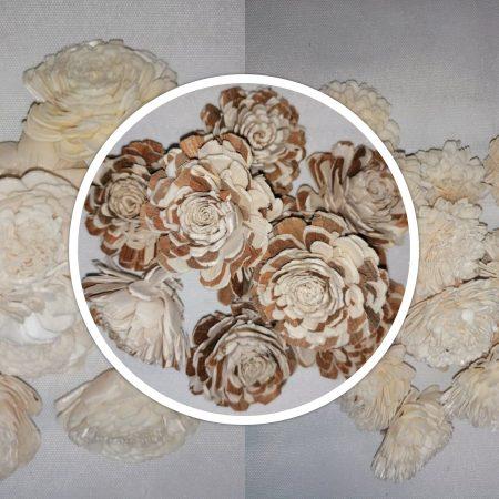 Capete flori ming 6 cm