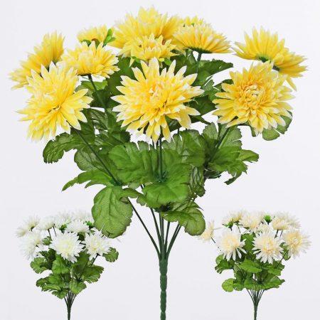 Buchet crizanteme 12 fire