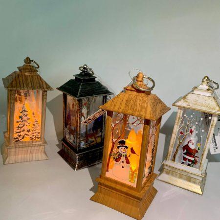 Decorațiune lampă cu led 1buc