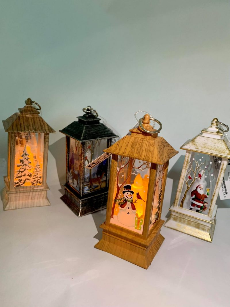 Decorațiune lampă cu led 1buc -
