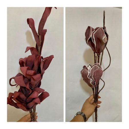 Buchet flori de spuma