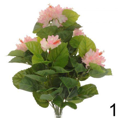 Buchet hibiscus 65 cm