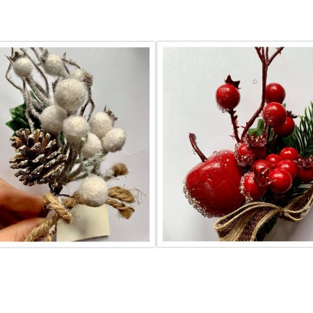 Pick decoratiuni de iarna 1buc
