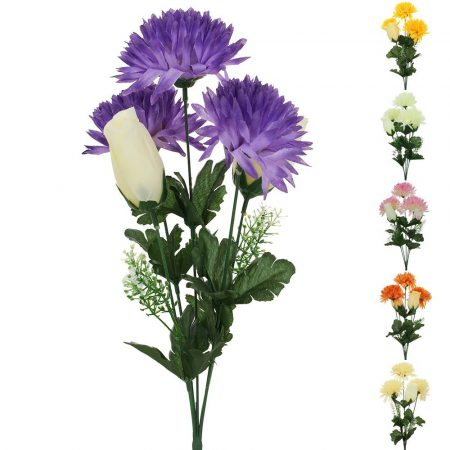 Buchet Crizantema 39 cm